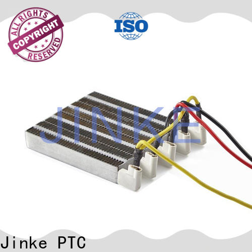 Jinke customized ptc heating element With Insulated for fan heater