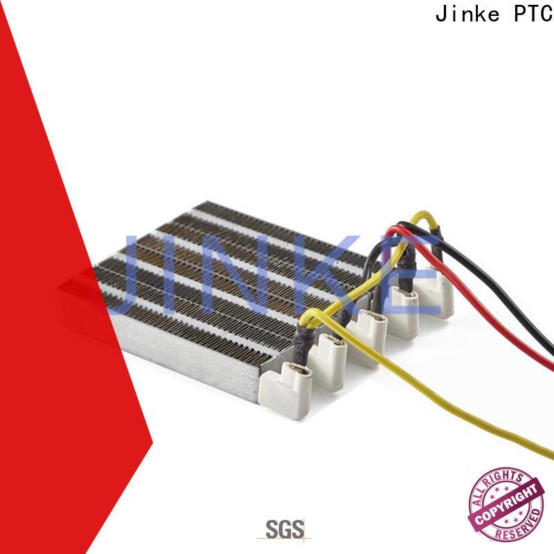 Jinke safe ptc heater automotive easy adjust for air conditioner