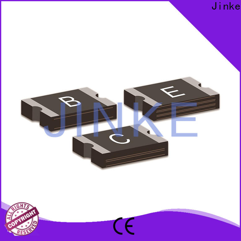 Jinke series resettable thermal fuse low resistance for E-Readers