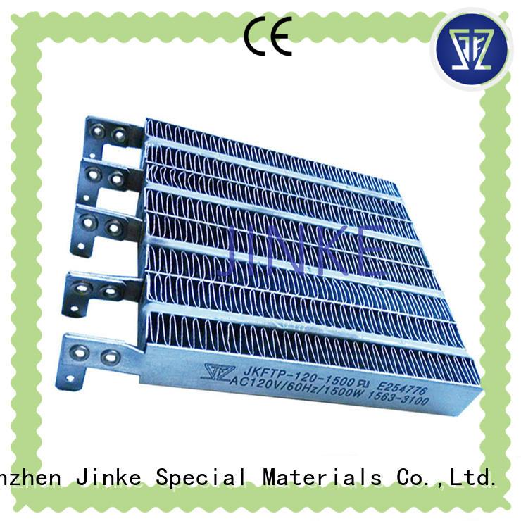 Jinke ceramic cabinet incubator ptc heating element high efficiency for vehicle heating