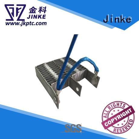 Jinke gun ceramic electric heater manufacturer for fan heater