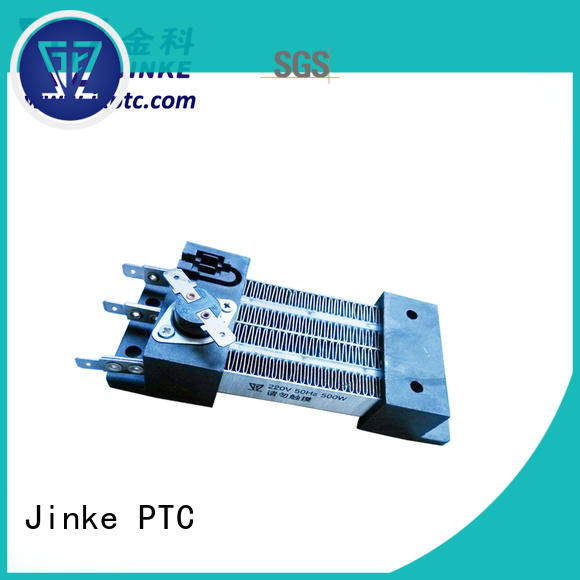 Jinke professional ptc element high efficiency for air conditioner