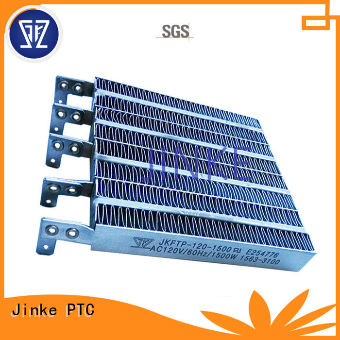 Jinke good quality ptc heating element ac 110-120v factory price for family