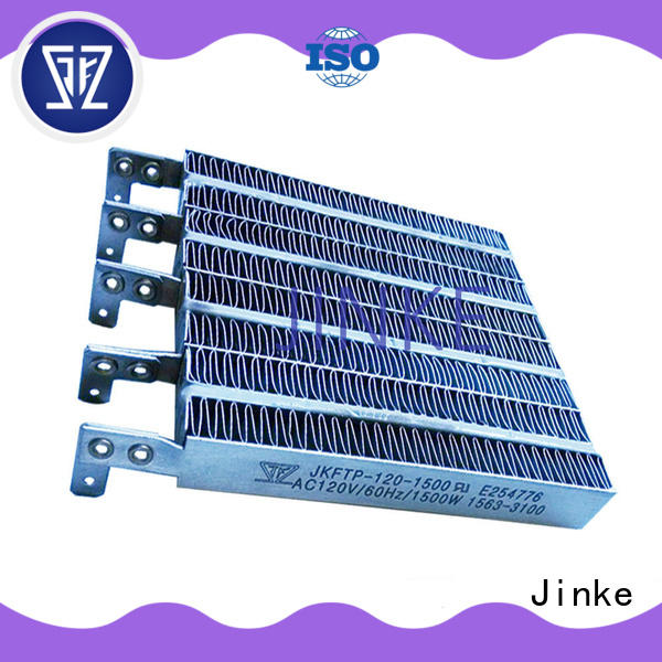 Jinke durable ptc heater on sale for plaza