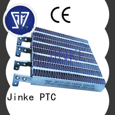 Jinke gun ptc ceramic heater element supplier for building