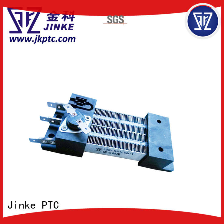 Jinke professional ptc ceramic heating for vehicle heating