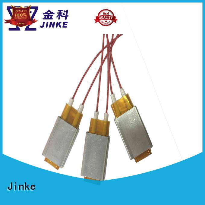 Jinke long lifetime heating element for water heater high efficiency for fan heater