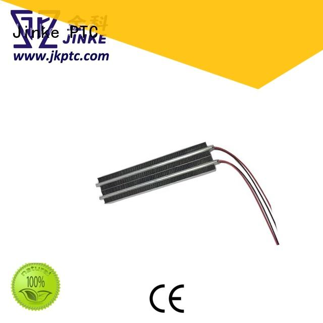 Jinke safe ptc heater core high quality for liquid heat