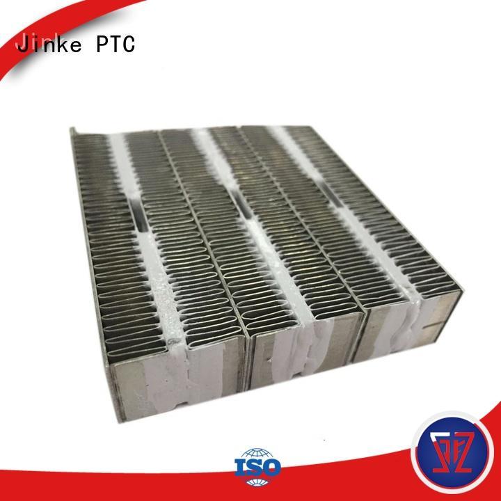 Jinke durable ptc heater supplier for family