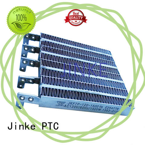 Jinke car ptc heater factory price for plaza