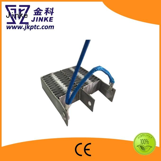 Jinke long lifetime hair straightener heating element With Insulated for hand dryer