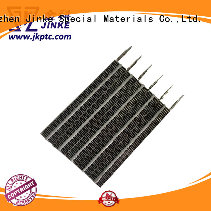 Jinke durable 100v finned heating element for house heater supplier for building