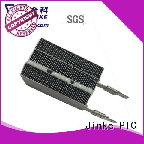 Jinke 220v ptc heater supplier for plaza