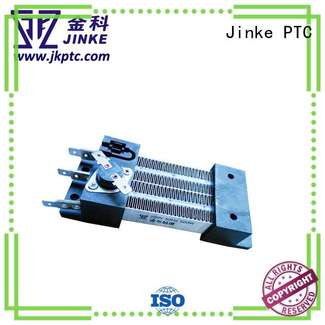 Jinke professional ptc ceramic heater for sale for battery warmer