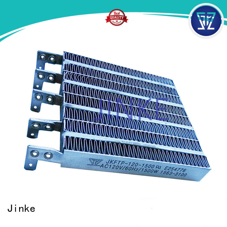 Jinke conditioner ptc thermistor high quality for fan heater
